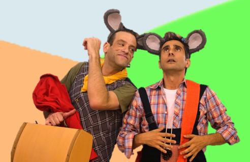הצגה: עכבר העיר ועכבר הכפר